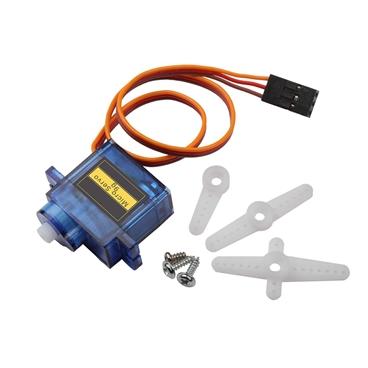 SG90 9G micro servo motor [360 Degree Continuously Movement